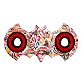 #3: ZYooh Fidget Spinner Toy Stress Reducer - Perfect For ADD, ADHD, Anxiety, and Autism Adult Children (SEC-1, D)