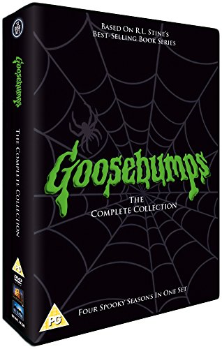 Goosebumps Collection for sale | Only 3 left at -65%