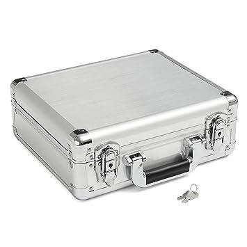 InvocBL - Maletín de Aluminio a Prueba de Golpes para dji Mavic ...