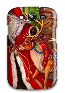 Galaxy S3 Case Cover Skin : Premium High Quality Attractive Free Christmas Mobile Special Case by lolosakes