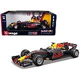 Renault Red Bull Racing TAG Heuer RB13 Formula 1#33 Max Verstappen 1/18 Diecast Model Car by Bburago 18002 MV