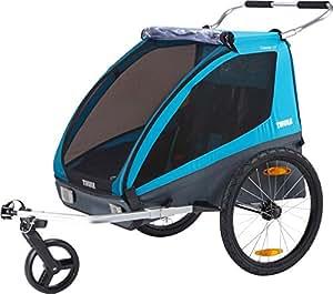 Thule 10101803 Coaster XT Cycle/Stroll Trailer
