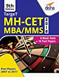 Target MH-CET 2018 (MBA / MMS) 2018 - Past (2007 - 2017) + 6 Mock Tests