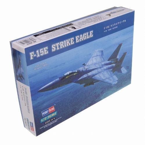 - Hobby Boss F-15E Strike Eagle Airplane Model Building Kit