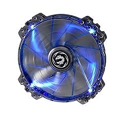 BitFenix BFF-LPRO-20025B-RP Spectre Pro 200mm LED Case Fan, Blue