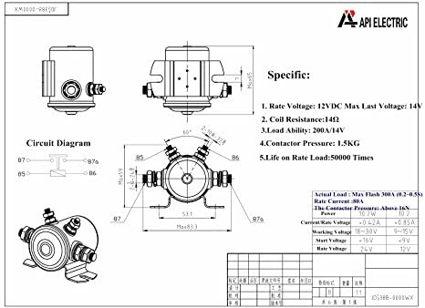 Continuous Duty Solenoid Wiring Diagram from images-na.ssl-images-amazon.com