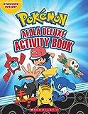 Alola Deluxe Activity Book (Pokémon)