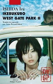 Ikebukuro West Gate Park, tome 2 par Ishida
