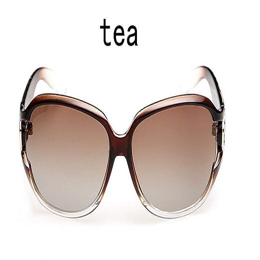 Yangjing-hl Gafas de Sol Gafas de Sol de Mujer Gafas de Sol ...