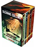 Suzanne Collins The Underland Chronicles 5 Books Set (1-5) Gregor The Overlander