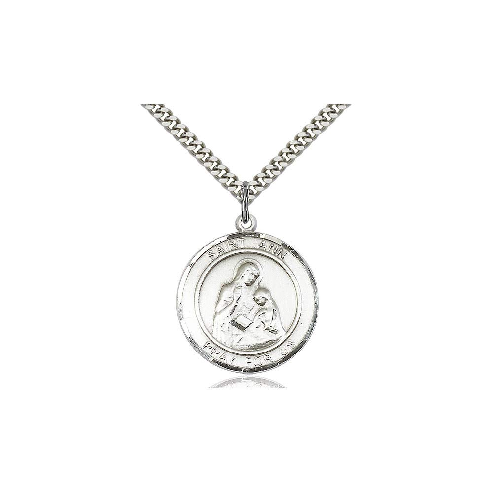 Ann Pendant DiamondJewelryNY Sterling Silver St