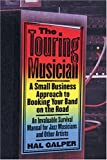 The Touring Musician, Hal Galper, 0823084299