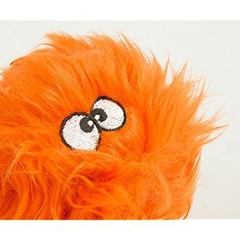 Amazon.com : goDog Furballz Tough Plush Dog Toy with Chew