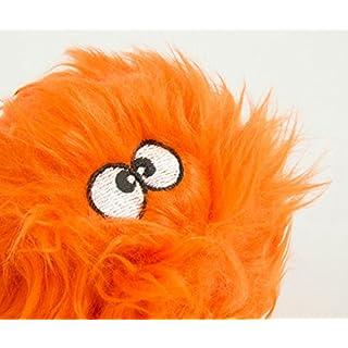 GoDog Just For Me Furballz with Chew Guard, Orange