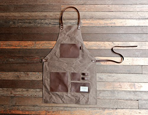 TRVR - Premium Shop / Working / BBQ / Tool Apron
