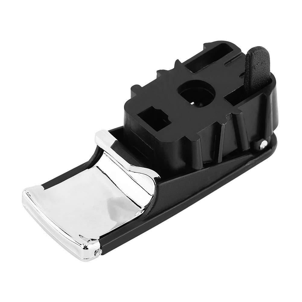 Couvercle de bo/îte /à gants poign/ée gauche Extracteur de poign/ée de couvercle de bo/îte /à gants compatible avec Audi A4 8E B6 B7 2001-2007