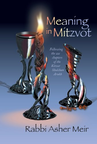 Meaning in Mitzvot -