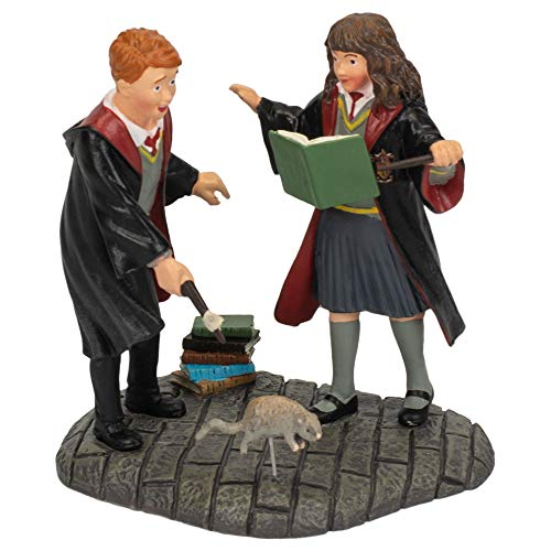 Department56 Harry Potter Village Accessories Chasing The Snitch Animated Figurine 9.84 Multicolor