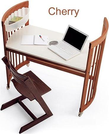 Peachy Stokke Care Student Desk Expansion Kit Cherry Short Links Chair Design For Home Short Linksinfo