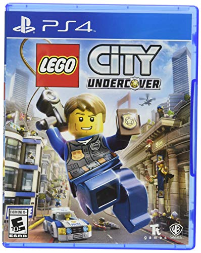 LEGO City Undercover   PlayStation 4