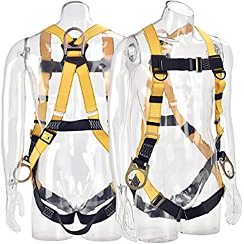 Kseibi 421020 Safety Harness Fall Protection Kit