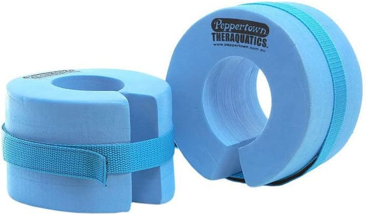 Hydrotherapy Cuff Aquatic Exercise Rehab Therapy Aquajogger Swim Weights