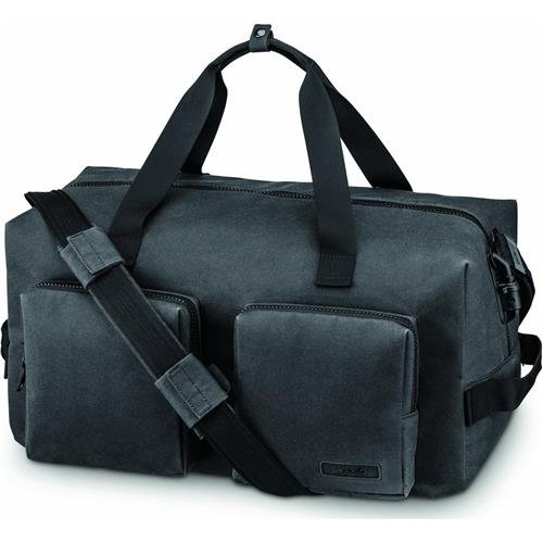 Pacsafe Intasafe Z600 Anti-Theft Weekender Duffel, Charcoal by Pacsafe