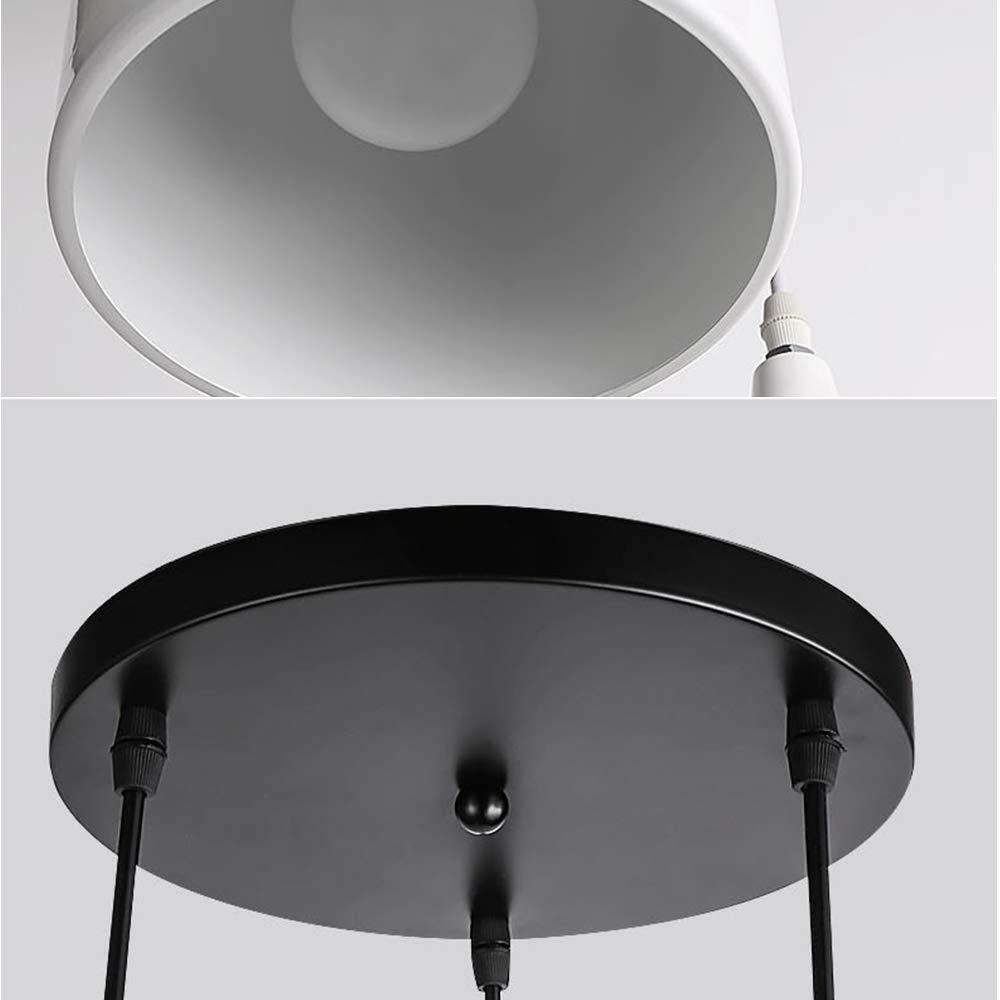 Amazon.com: Lámpara de techo para restaurante, sombra ...