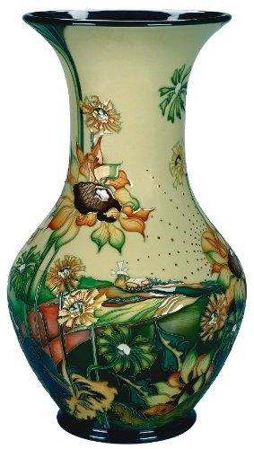 Moorcroft Pottery Wandbord 49/13 Vase Limited Edition