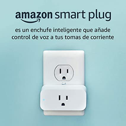 Con Plug Compatible Smart Amazon Alexa HD9IE2