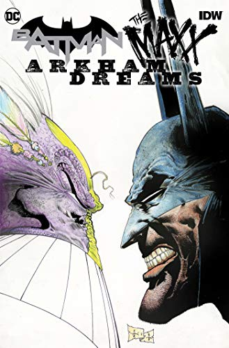 Pdf Graphic Novels Batman/The Maxx: Arkham Dreams