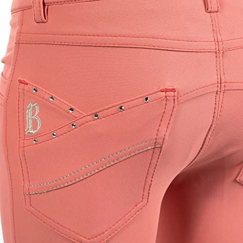 B Vertigo Oliva Fancy Girl 's Breeches
