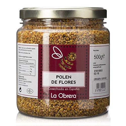 Apiterapia – Polen de Flores 100% Origen España – 500g