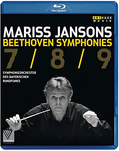 Beethoven: Symphonies Nos. 7-9 (Blu-ray)