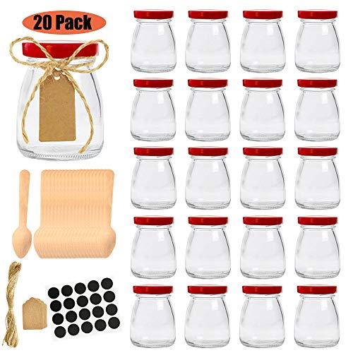 Folinstall Glass Jars Small Mason product image