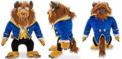 00545f781a1 Image Unavailable. Image not available for. Color  Disney Store Beauty and  The Beast Large Jumbo 23 quot  Beast Plush Doll Soft-