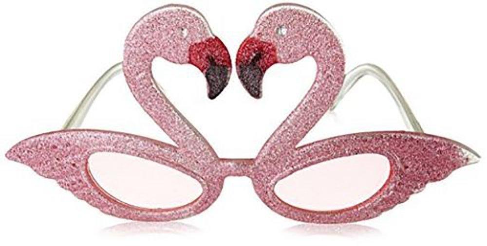 1-Unit Beistle Glittered Flamingo Fanci-Frames Party Accessory