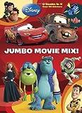 Jumbo Movie Mix! (Disney/Pixar) (Jumbo Coloring Book)