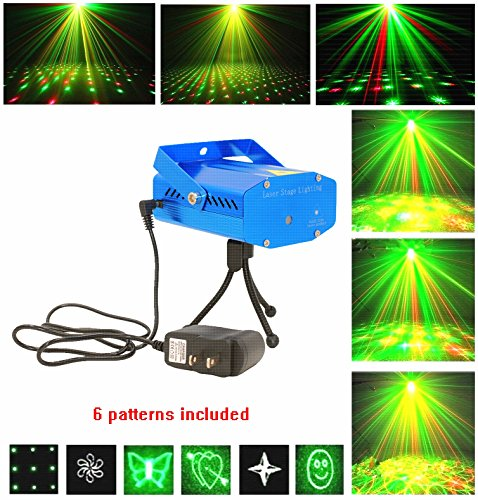 Projector Lighting Protable Voice activated Multi pattern product image