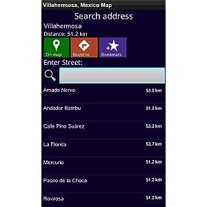Villahermosa, México - Desconectado Mapa: Amazon.es: Appstore para ...