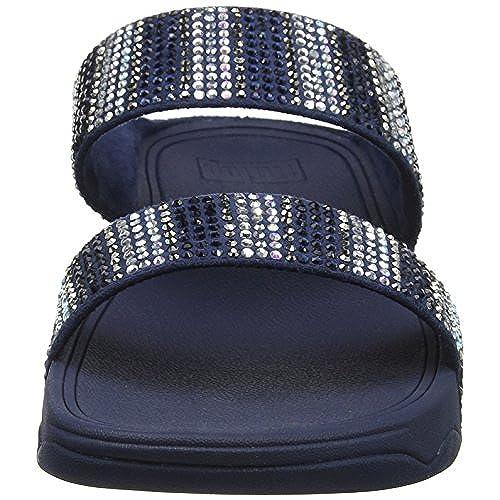 Envio gratis Fitflop Flare Strobe Slide Sandals d724342d70fd