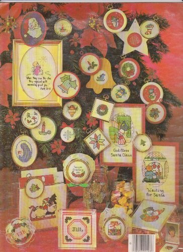Christmas stitchin Cross Stitch Magazine Leaflet 197 (Charted For Cross Stitch  48 designs)