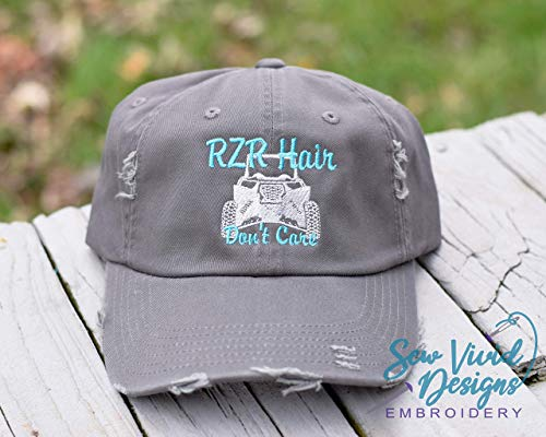 fbb1cae6 RZR Hair Don't Care High Ponytail Baseball Cap made our list of gifts for