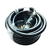 Parkworld 692279 RV Shore Power 50A Extension Cord Adapter 14-50P to SS2-50R 50'