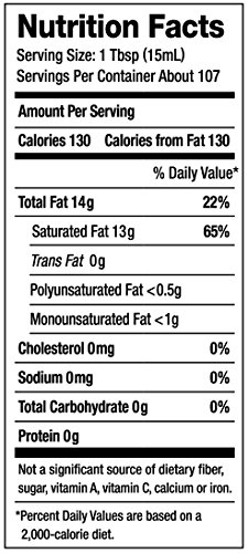Nutiva Organic, Cold-Pressed, Unrefined, Virgin Coconut Oil from Fresh, non-GMO, Sustainably Farmed Coconuts, 54-ounce by Nutiva (Image #5)
