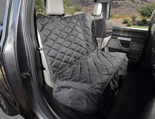 4Knines Crew Cab Cover for Nissan and Dodge Trucks ()