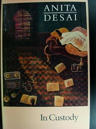 book cover of In Custody
