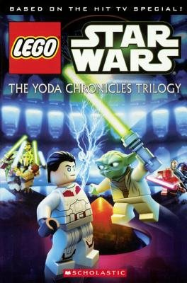 Lego Star Wars( The Yoda Chronicles Trilogy)[LEGO SW LEGO SW TURTLEBACK SCH][Prebound]