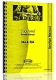 Leyland 250, 270, 344, 384 Tractor Service Manual