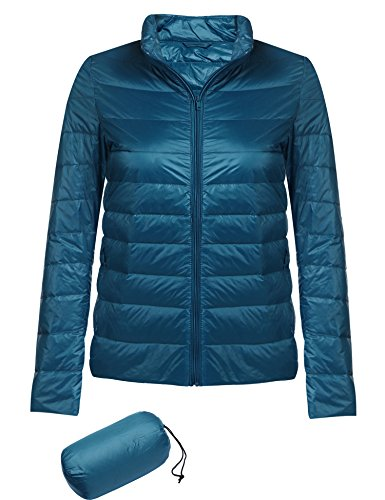 Quilted Down Jacket - 8
